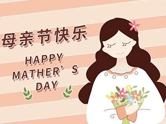 五月康乃馨 爱心献母亲